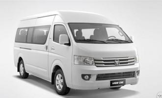 Foton 16 Seater High Roof Van