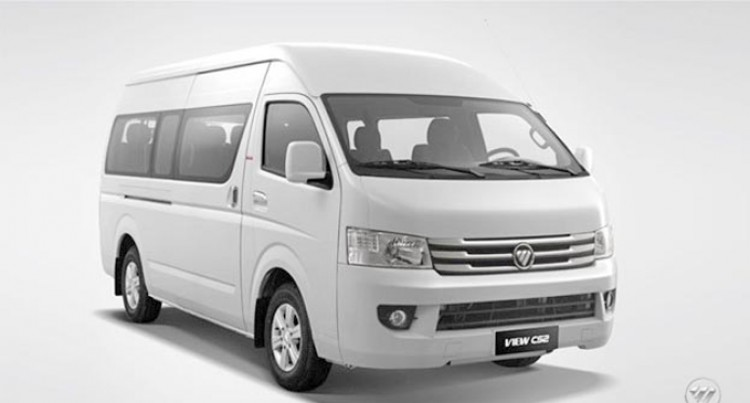 Foton 16 Seater High Roof Van
