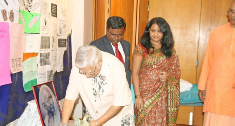 Fiji Celebrates Gandhi Jayanti