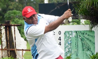 Nand's Foursomes Win Classic