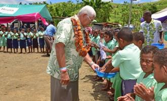 O'Connor Stresses Handwashing Habit