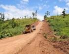 Vanuavou Cocoa Road Upgraded