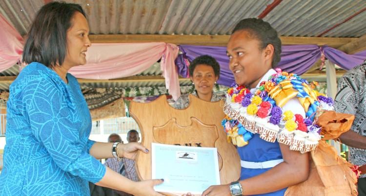 Ana Tapele Koro High School Dux
