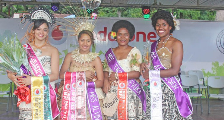 Vodafone Miss Back To Levuka Awards