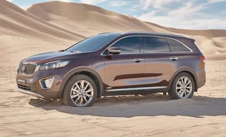 Kia Sorento – Perfect Getaway Vehicle