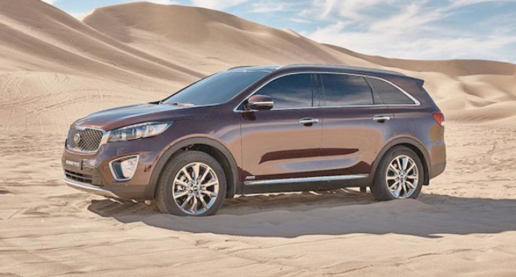 Kia Sorento – Perfect Getaway Vehicle