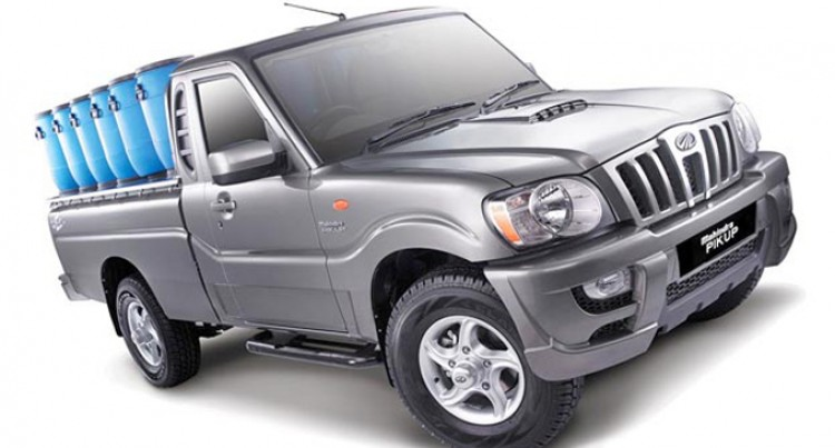 The Muscular Mahindra Scorpio Pickup