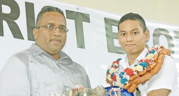 Kado Grabs Dux, Sports Awards
