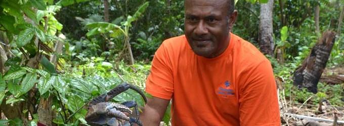 Mika Loga Leaves All To Help Naqelelevu Island