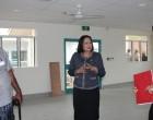 Work In Progress On Maternity Unit At Makoi