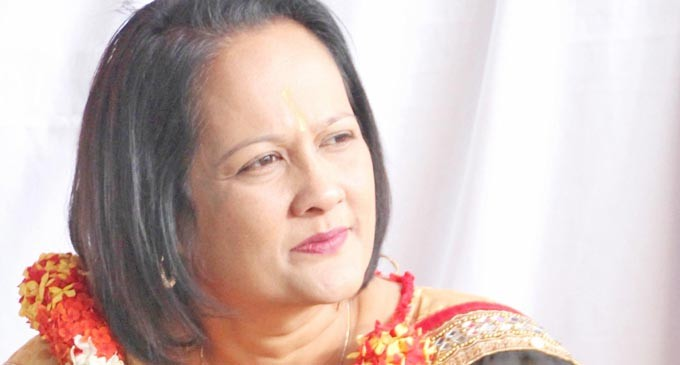 Diwali Message From The Minister For Health And Medical Services, Hon. Rosy Akbar
