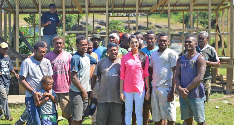 Brave Qelekuro  Villagers Inspire Miss World Fiji
