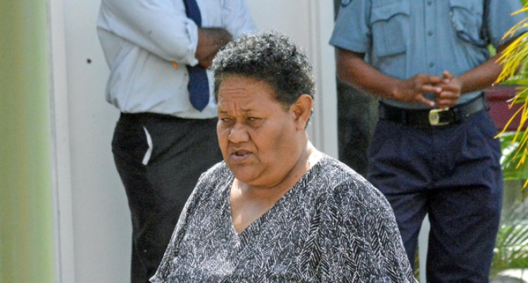No Bail For Woman  Accused Of Aiding Rape