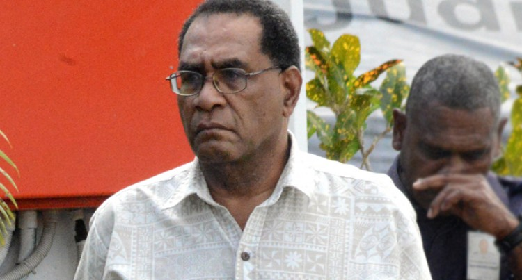 Former SODELPA  General-Secretary Pio Tabaiwalu Passes Away