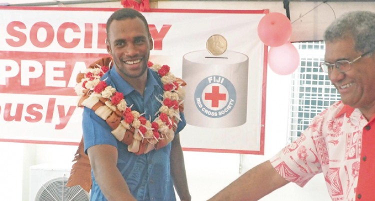 Fiji Red Cross Week Launched