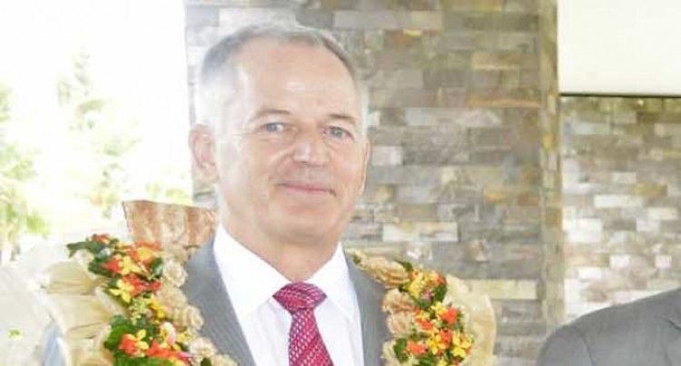 APT Secretary-General Mark Thomson Back On Home Ground