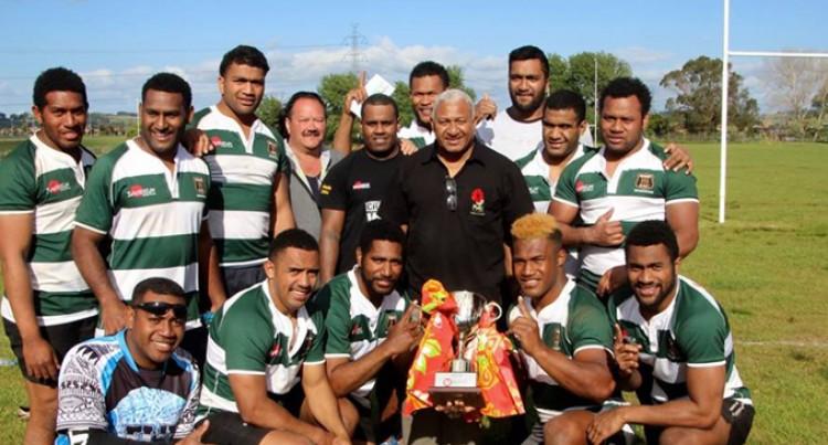 NZ Fijians Eye Marist 7s