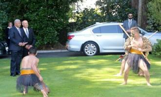 Our PM Draws Kiwi Interest Here
