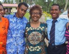 Tinaitaqiri Proud of Grandson's Success