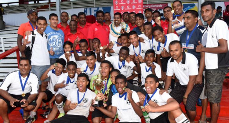 Muisova Wins It For Suva