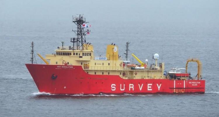 Research Vessel To Berth At Suva Port