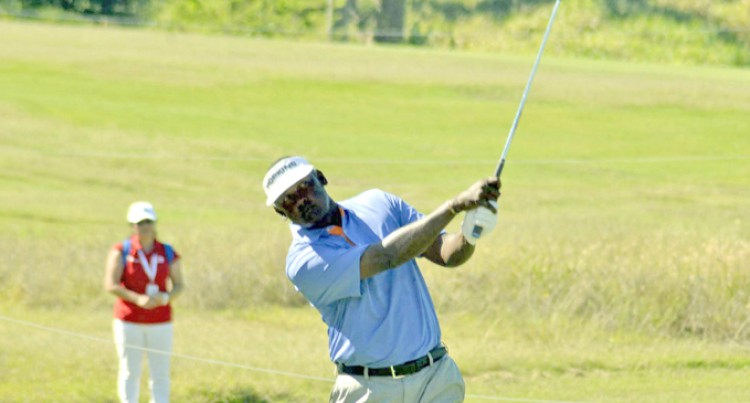 Singh: I Played Solid Golf
