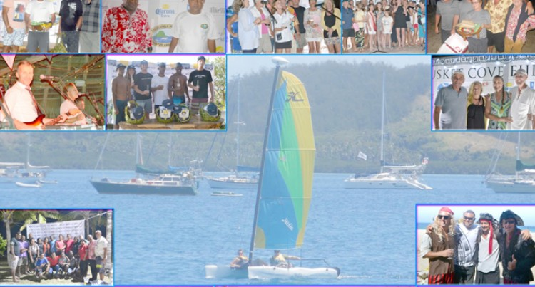 Fiji Regatta Week: Bigger And Better In 2017