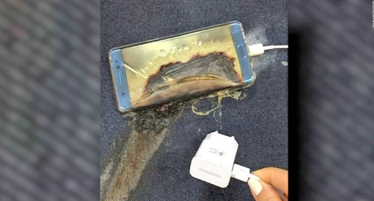 Fiji Airways, Fiji Link Put Total Ban On Samsung Galaxy Note 7