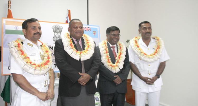 Seruiratu Thanks India For Seedlings
