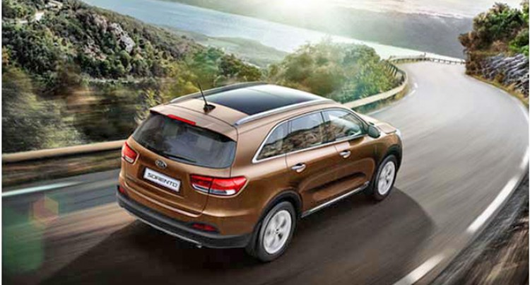 Kia Sorento Offers Boundless Confidence