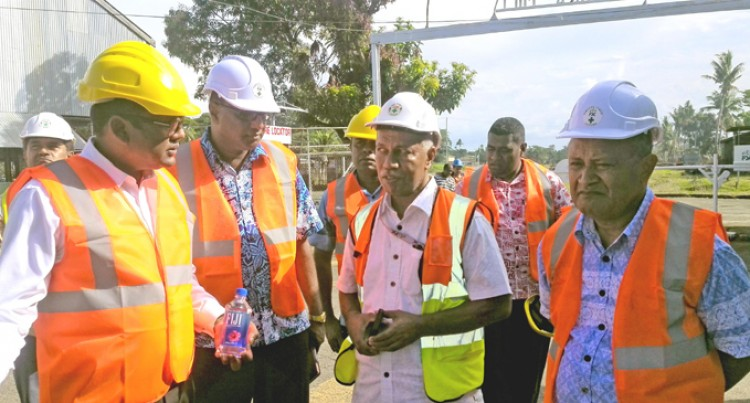 EU Gives $30m To Upgrade Cane Access Roads