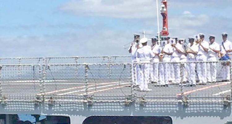 Indian Navy Gives Free Medical Check-ups