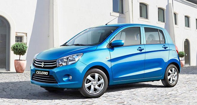 Compact And Feature Packed Suzuki Celerio