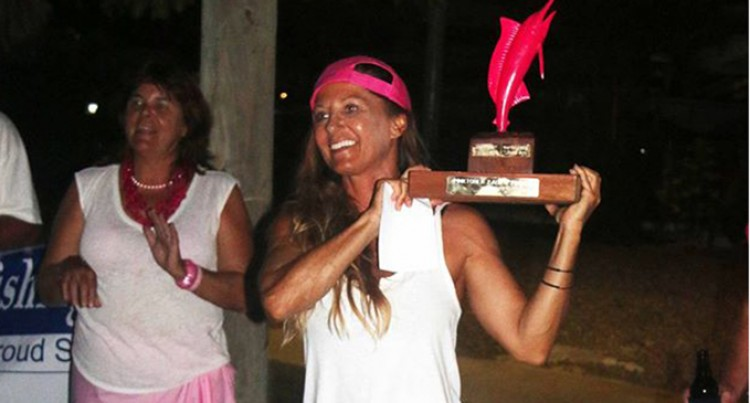 Soos Wins Top Female Angler