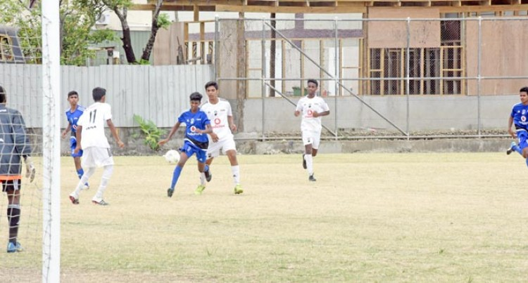 Suva Youth First Win