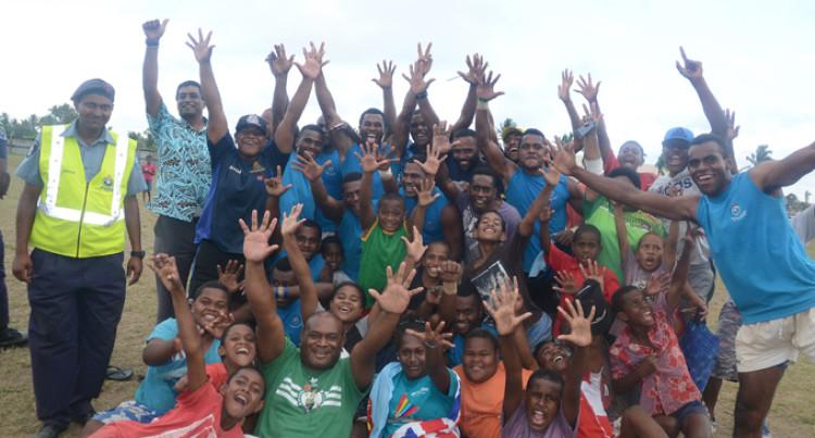 Police Navua wins Veivatuloa 7s