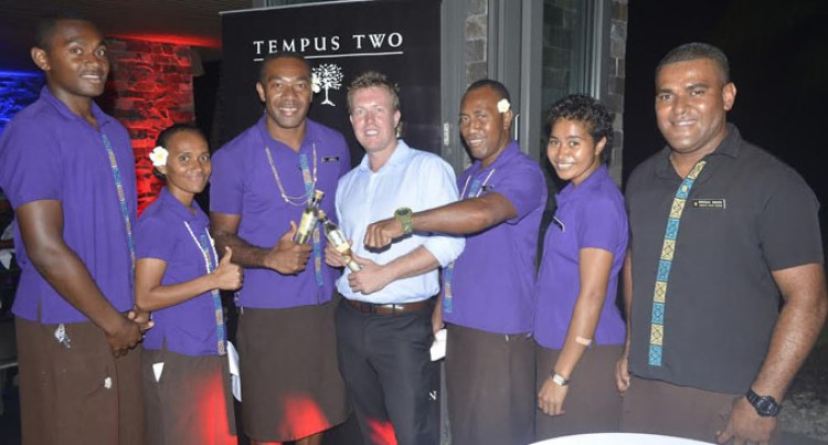Tempus Two Wine Looks Promising For Fijian Market
