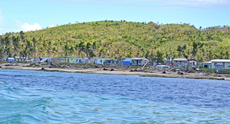 Sea Level Rise Forces Islanders To Move