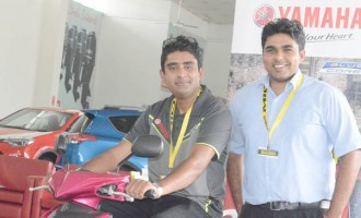 Asco Motors Introduces New Yamaha Mio Scooter Here