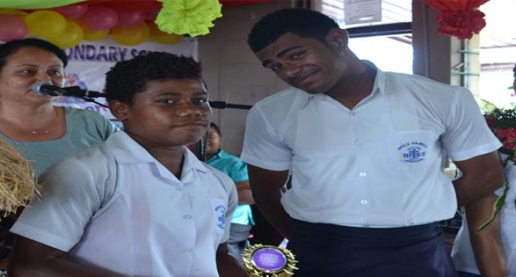 Duo Want To Be Like Serevi, Rawaca