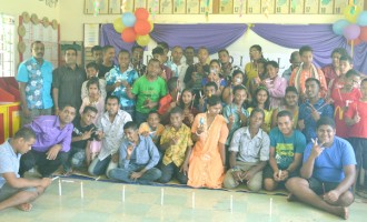 Students Of Special Education Told To Enjoy Life