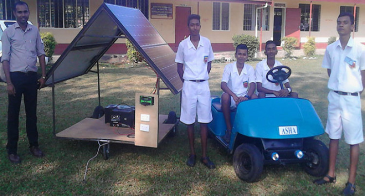 Science Students Invent Energy Powerhouse