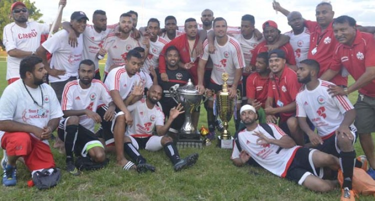 Canadians Win FANCA Muslim World Cup