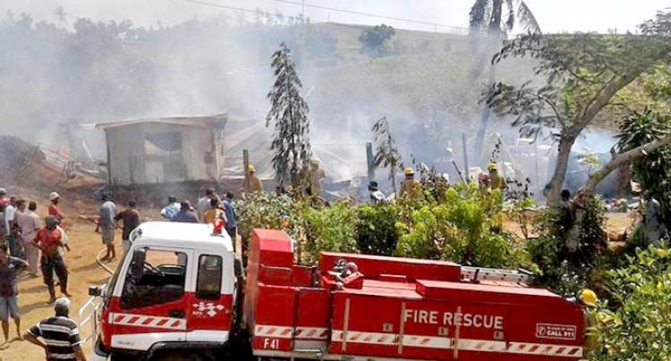 NFA, PoliceProbe Cause Of Fire