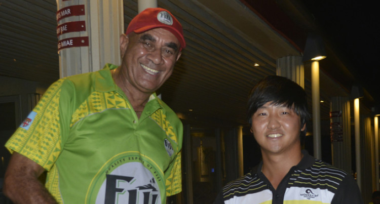 Lee, Hussein Win Pro-Am