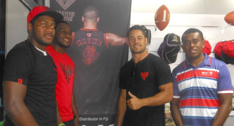 Hayne Apparel A Hit