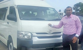 The Continually Refined Hiace From Asco Motors