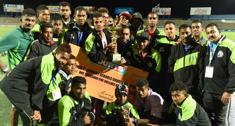 Ralulu's Double  IDC Wins in Suva