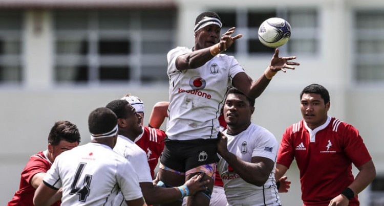 Fijians Suffer Heavy Loss