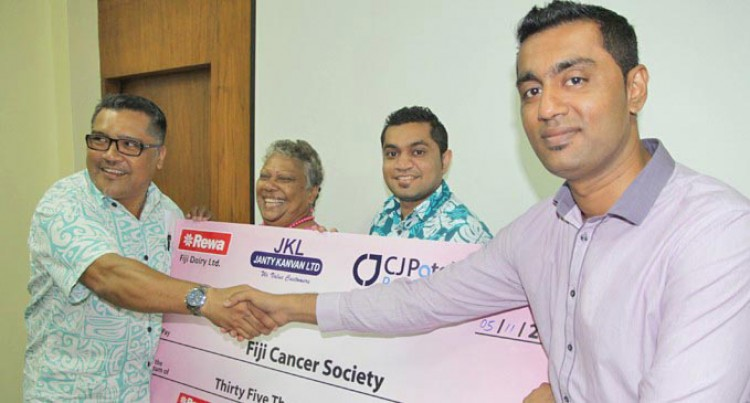 Cancer Screenings For Fijian Holdings Ltd staff